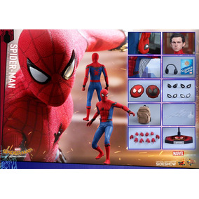 Spider-man: Homecomin Tech Suit- Pronta Entrega!!!