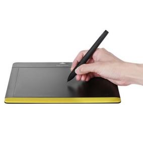 Tableta Digitalizadora Huion 680tf Lector Micro Sd + Pluma