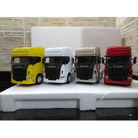 Caminhão Scania V8 R 730 Trucado Escala 1;32kit C 4 Atacado