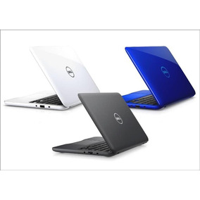 Notebook Netbook Dell 3180 11.6 4gb 32ssd W10 Office Colors