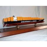Buque Porta-contenedores Danmar Lines / Dhl Ocean Freight