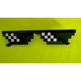 Lentes Pixel Deal With It Thug Life