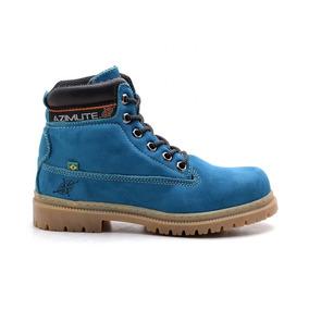 Bota Bico De Aço Adventure Feminina - Sapatos no Mercado Livre Brasil e07ee0cca48