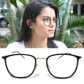 Armação Grau Marca Luxo - Óculos no Mercado Livre Brasil 147d8942d0