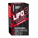 Lipo 6 Black Uc