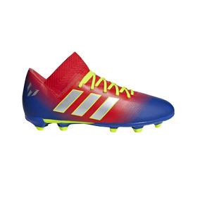 Botin Messi Nino Con Tapones Adidas - Botines en Mercado Libre Argentina 4bbed2b976e51