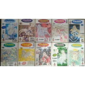 Mangá Chobits Clamp 16 Volumes