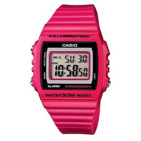 97f43e76544 Teclado Rosa Casio - Relógio Masculino no Mercado Livre Brasil