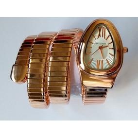 e33b8b5e9da4e Relã³gios Femininos Feminino Bvlgari - Relógio Feminino no Mercado ...