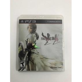 Final Fantasy Xiii-2 Mídia Física Original Playstation 3 Ps3