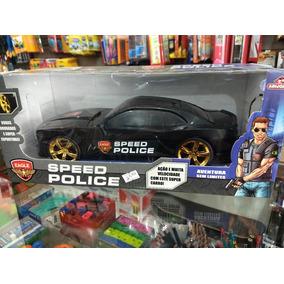 Super Carrinho Plastico Policia - Speed Police - Somos Loja!