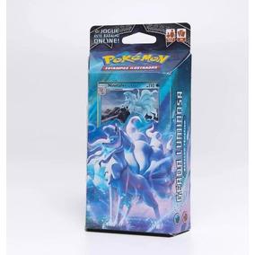 Deck Pokemon Sol E Lua 3 Sombras Ardentes Geada Luminosa Nin
