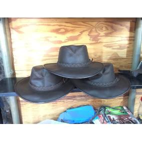 Sombreros De Piel Artesanales, Diferentes Tallas Y Diseños.