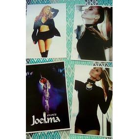Kit 04 Posters Joelma (calypso) - Avante