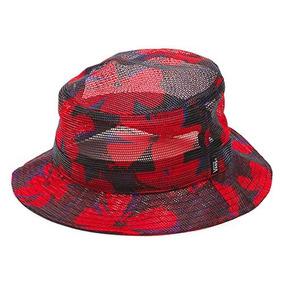 Vans Undertone Bucket Hat-navy   Red-s   M 1cdfbabbf49