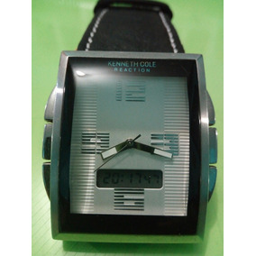Reloj Digital Y Analogo Kenneth Cole Reaction