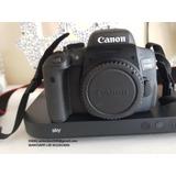 El Nuevo Kit Canon Eos 750d Con Cámara De 18-135mm Is Stm Ds