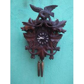 d636c891914 Relogio Cucos Antigo Arremate - Relógios De Parede Antigos no ...