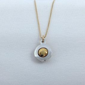 bb60e4e8a57c Cadena De Oro 14k Delgadas Dama Con Dijes Sin Piedras - Joyería en ...