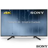 Smart Tv 4k Sony Led 49 4k Hdr 4k X-reality Pro Kd 49x705f