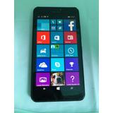 Lumia 640 Xl Detalle En Display Envío Gratis Telcel