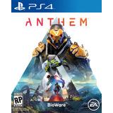Pre-orden Videojuego Anthem, Playstation 4