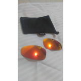 Cristales Oakley Juliet Color Naranja