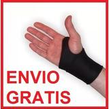 1pz Muñequera Deporte Gym Crossfit Pesas Ortopedica Unitalla