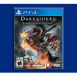 Darksiders Warmastered Edition Ps4 Disponible