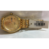 56d1a4a3691 Relógio Vip Mh-6360 Pulseira Dourada Fundo Amarelo Promoção