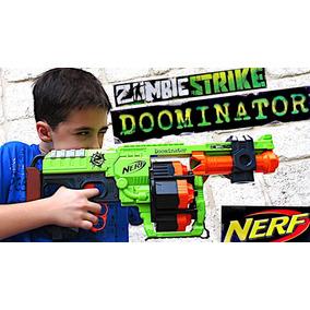 Brinquedos Nerf Lança Dardo Nerf Zombie Doominator Crianças