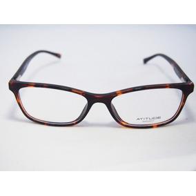 Armacao Oculos Atitude - Óculos no Mercado Livre Brasil 40174326a9
