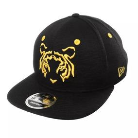 Gorra Hombre New Era Tigres Uanl Negras Originales Casual f6aa7334ea7