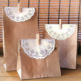 b3ee56fb9 Image Of Bolsas De Papel Decoradas Con Blondas Bolsas decoradas con ...