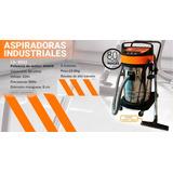 Aspiradora Industrial 3000w 80 Litros / 3 Motores (la-8003)