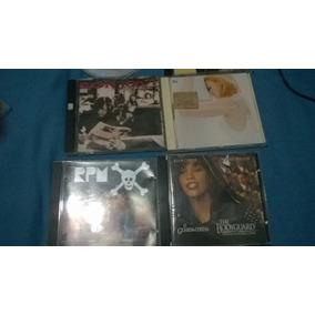 Lote 5 Cd Anos 80 Madonna / Bon Jovi / Rpm / P Shop Original