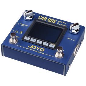 Joyo Cab Box E Ir Loader R-08 - Cabinet Speaker Simulator