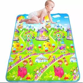 Tapete De Atividades Térmico 1m X 1,80m Quarto Infantil