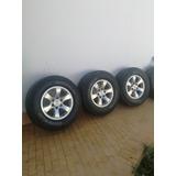 Se Vende Aro 17 Original Con Llanta Michelin 265/70/r17