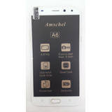 X-bo Amschel A6 Android 6 Camara 8+5 Mpx Memoria 16+2 Gb