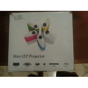 Vendo Video Beam Proyector Led Totalmente Nuevo