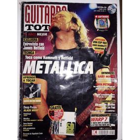 Lote 8 Revistas De Guitarra Total Electrica, Rock Y Clasica