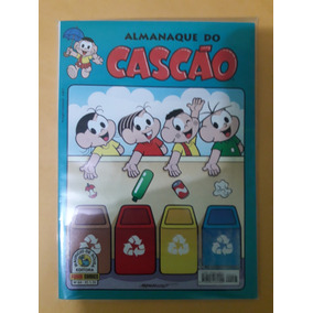 Revista Almanaque Do Cascao N°64
