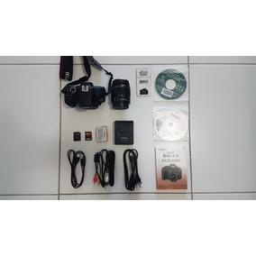 Câmera Fotográfica Profissional Canon T3i Completa