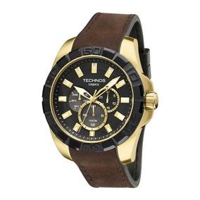 c8808f2fe1151 Relogio Technos Legacy Pulseira De Couro - Relógios no Mercado Livre ...