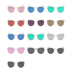 Oculo Redondo John Lennon De Sol Outras Marcas - Óculos no Mercado ... 943d5c7b6c