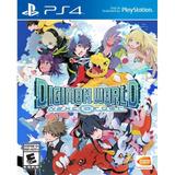 Digimon World Next Order Ps4 Disco Videojuego Físico