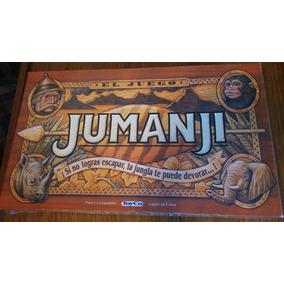 Jumanji Juego De Mesa - Original Toyco - Completo