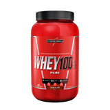 Whey Protein 100% Pure Chocolate Integralmedica 907g