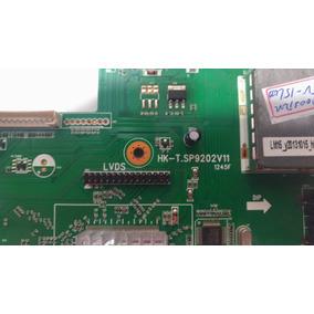Placa Principal Booster Btv-15led - Hk-t.sp9202v11